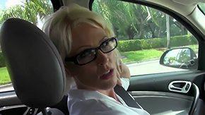 Secretary, Adorable, Big Pussy, Big Tits, Blonde, Blowjob