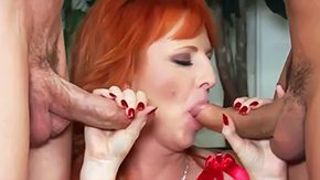 HD Sasha Brand tube Redhead bimbo Sasha Brand is rubbing their way pussy aye plunging come by raunchy double penetration set-to everywhere Jordan Ash Ramon