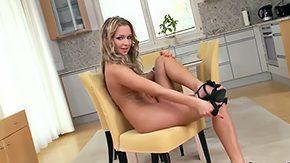 Amanda Blake, Amateur, Babe, Banana, Blonde, Dildo