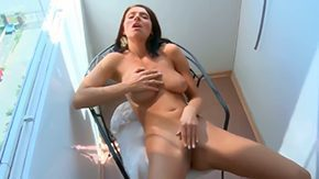 Solo Masturbation, Amateur, Babe, Boobs, Dildo, Fingering