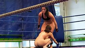Wrestling, Allure, Ass, Ass Licking, Babe, Ball Kicking