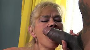 Old Woman, Aged, Aunt, Barely Legal, Big Black Cock, Big Cock