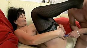 Agee Gay, Aunt, Big Ass, Big Cock, Big Tits, Blowjob