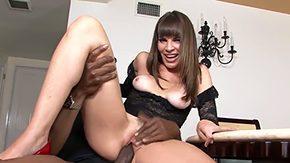 Dana Dearmond, 10 Inch, Ball Licking, Big Cock, Blowjob, Cumshot