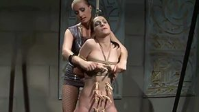 Tied Up, BDSM, Big Natural Tits, Big Nipples, Big Tits, Bondage