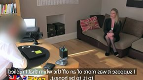 Office Stockings, Amateur, Audition, Aunt, Behind The Scenes, British