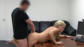 Office Pov, Amateur, Audition, Behind The Scenes, Bend Over, Blonde