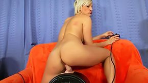 Dara Lee HD porn tube Move with slut having fun with fucking machine If your answer is affirmative then look blonde sweetie Dara Lee relaxing with