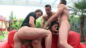 Extreme Gangbang, Banging, Bend Over, Big Cock, Big Pussy, Bitch