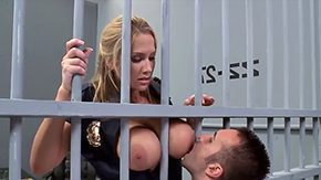 Prison, 10 Inch, Angry, Big Cock, Big Pussy, Blowjob