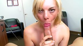Free Missy Mathers HD porn videos Golden-haired Missy Mathers is oralfucking dom who wants to demonstrate her skills she takes bog johnson in mouth sucks it down to fulls throat with cum