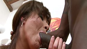 Hairy Teen, 10 Inch, Beaver, Bend Over, Big Black Cock, Big Cock