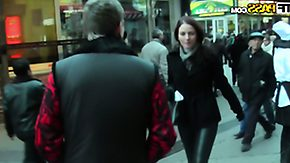 Street, Adorable, Allure, Anal, Assfucking, Blowjob