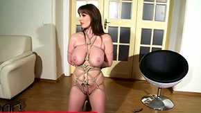 Humiliation, BDSM, Big Tits, Bondage, Boobs, Bound