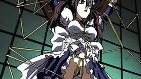 Cartoon, Anime, BDSM, Blindfolded, Bondage, Cartoon