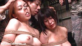 Bound, Army, Asian, BDSM, Blowjob, Bondage