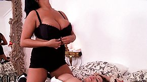 Bride, Bed, Bedroom, Big Pussy, Big Tits, Bondage