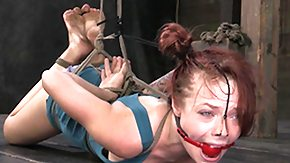 Farm, Ball Kicking, Ballbusting, BDSM, Bondage, Bound
