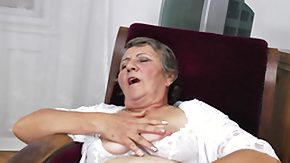 Jana, European, Experienced, Fingering, Grandma, Grandmother