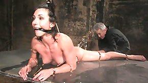 Nipple Clamp, Anal, Assfucking, BDSM, Bondage, Boobs