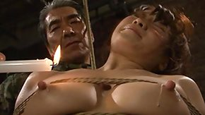 Military, Army, Asian, Asian Mature, BDSM, Bound