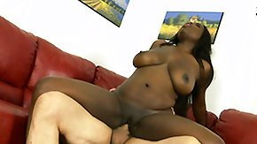 Interracial, Babe, Black, Brunette, Ebony, Fucking