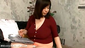 Free Japanese Mature HD porn Pertaining to the Orient Milf Shows off Her Silk Right arm by cause of In men's drawers