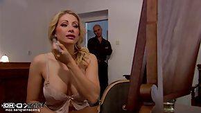 Muff Diving, Blonde, Blowjob, Fucking, High Definition, Italian