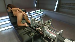 Machine, Anal, Anal Toys, Ass, Assfucking, Babe