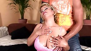 Titjob, Big Tits, Blonde, Blowjob, Boobs, Deepthroat