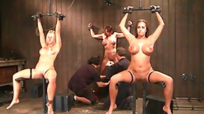 Trina Michaels, BDSM, Bondage, Bound, Huge