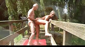 Dad and Girl, Blonde, Dad and Girl, Hardcore, High Definition, Old and Young
