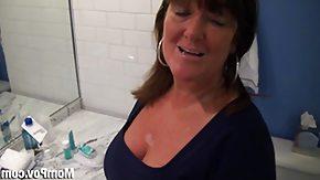 Free Rhonda HD porn Dispirited Rhonda engulfs a really considerable penis in hd milf vid
