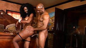 Curly Haired, African, Black, Black Mature, Curly, Ebony