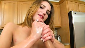 Sandy, Babe, Blonde, Blowjob, Boobs, Cumshot