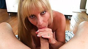Free Olivia Parrish HD porn Big breasted blonde milf Olivia Parrish puts on display her admirable cock sucking skills