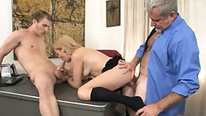 Dad, 3some, Amateur, Best Friend, Blonde, Blowjob