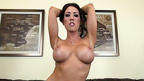 Capri Cavanni, Brunette, Hardcore, Masturbation, Solo, Toys