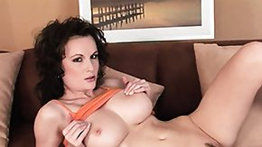Dark Haired, Babe, Big Pussy, Big Tits, Boobs, Brunette