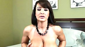 Lisa Ann Boots, Bed, Big Tits, Boobs, Bush, Dirty