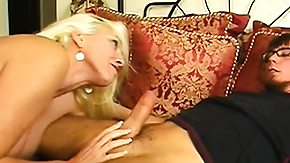 Bagged, Big Tits, Blonde, Blowjob, Boobs, Cumshot