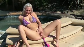 Mature Blonde, Amateur, Banana, Barely Legal, Big Pussy, Big Tits
