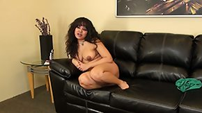 Annie Cruz, Brunette, Fur, Hairy, Masturbation, Solo