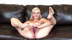 Ashley Stone, Blonde, Cumshot, Fucking, Masturbation, Teen