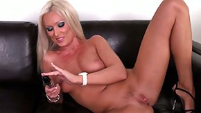 Free Diana Doll HD porn Mouthwatering blonde with sublime tits as well as ass Diana Doll fulfills her needs with a dildo