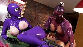 Latex, Big Tits, Boobs, British, British Big Tits, British Fetish