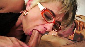 Old Lady, Blowjob, Hardcore, Leggings, Mature, Mature Fetish