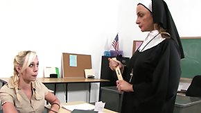 Nun, Big Ass, Big Tits, Boobs, Classroom, College