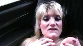 Free Faketaxi HD porn Tall busty light-haired gags on stout wang in faketaxi