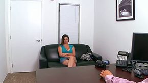 Tiffany Cross High Definition sex Movies Bosomy brownish hair Tiffany Cross is on casting sofa that babe is shy at peerless perfect but by and by strips off to advise us her matured bra buddies massive booty as by and by as that babe sees hard penis
